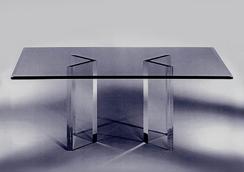 esstische acryl m bel m nchen ihr partner f r m bel. Black Bedroom Furniture Sets. Home Design Ideas